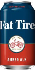 New Belgia Fat Tire