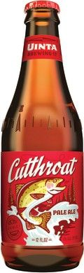 Uinta Cutthroat Pale Ale