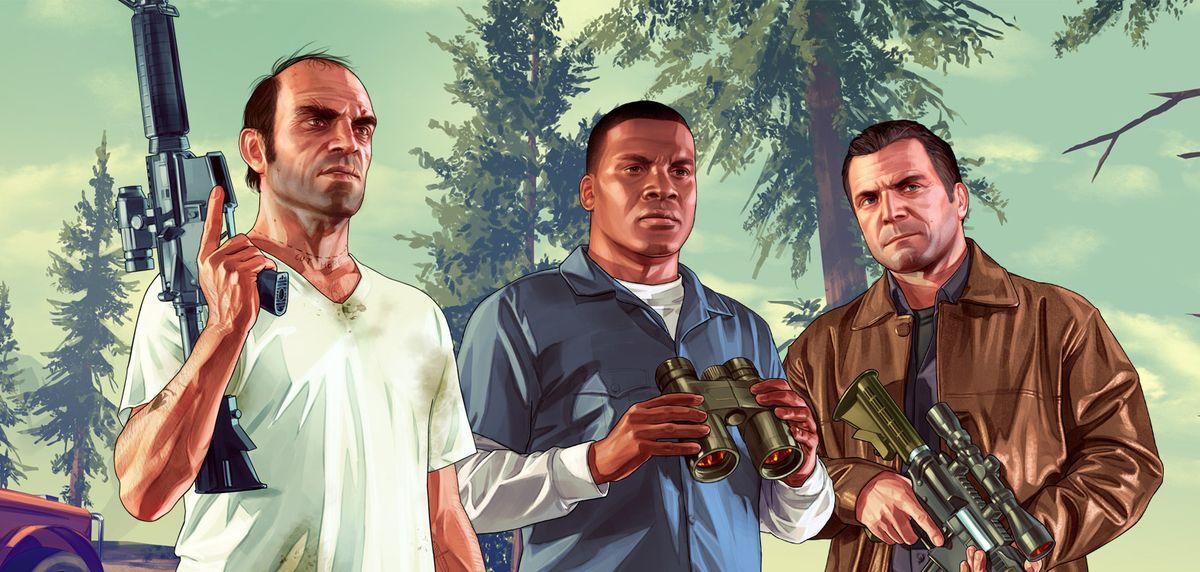 GTA V on tulossa PS5: lle ja Xbox Series X: lle, mutta ei vaihda